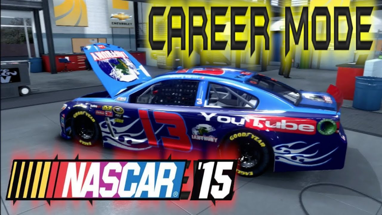 nascar 15 career mode review