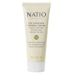 natio eye contour wrinkle cream review