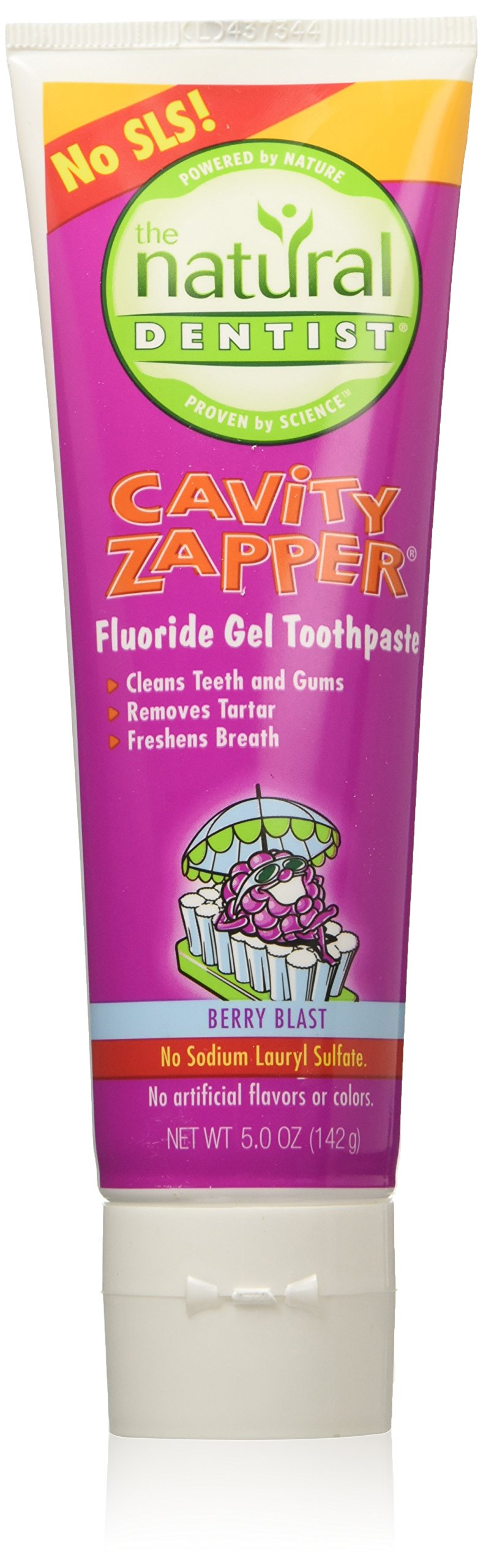 natural dentist cavity zapper reviews
