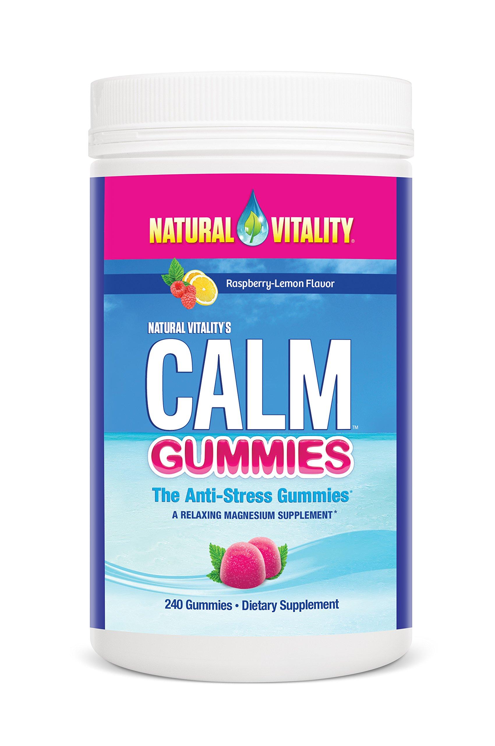 natural vitality calm sleep reviews