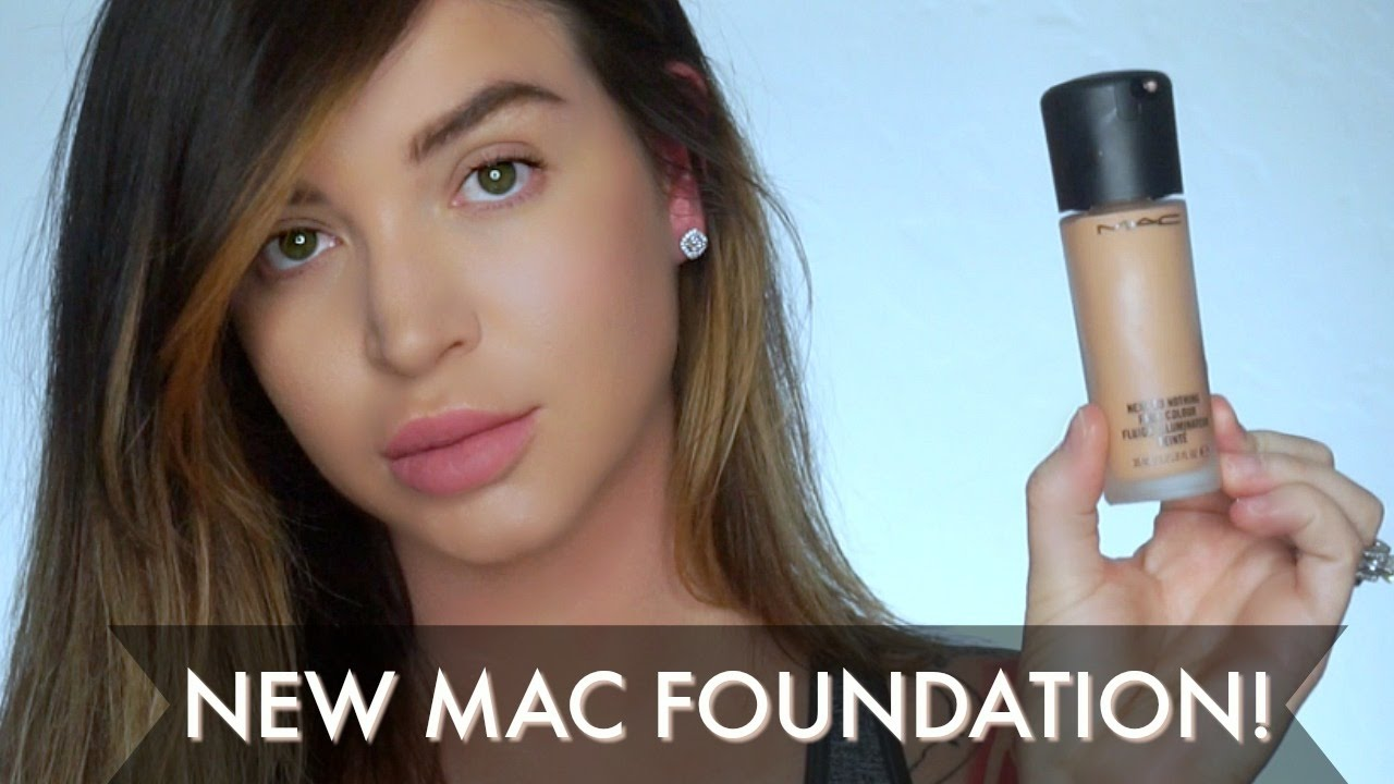 next to nothing mac foundation review