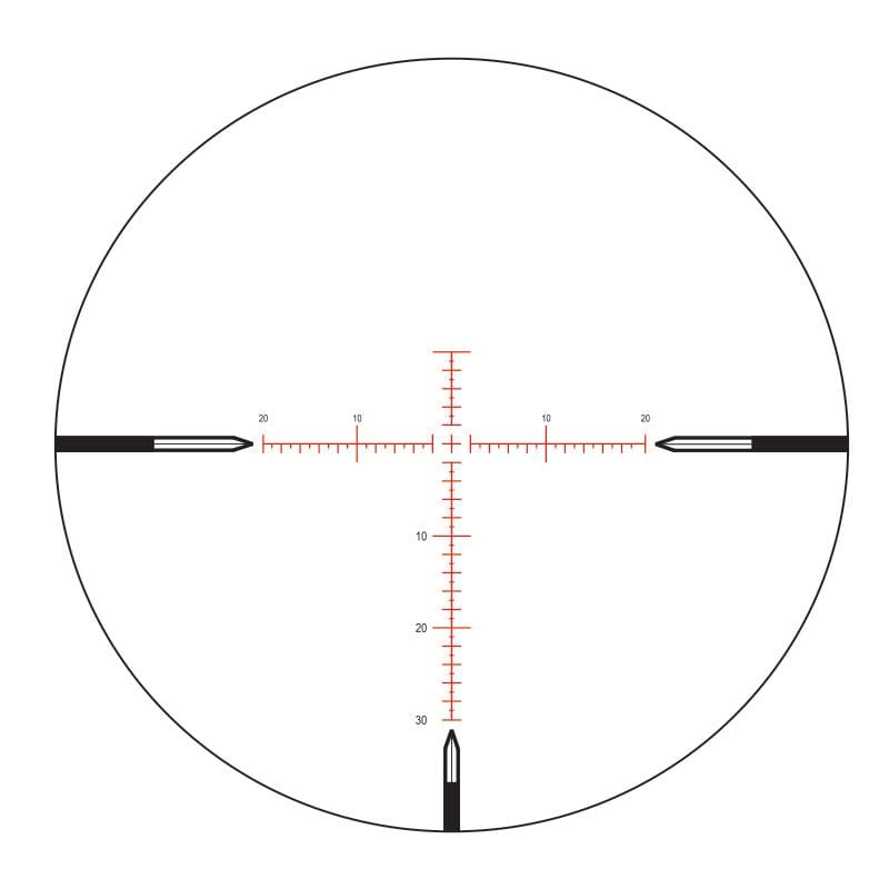 nightforce mil r reticle review