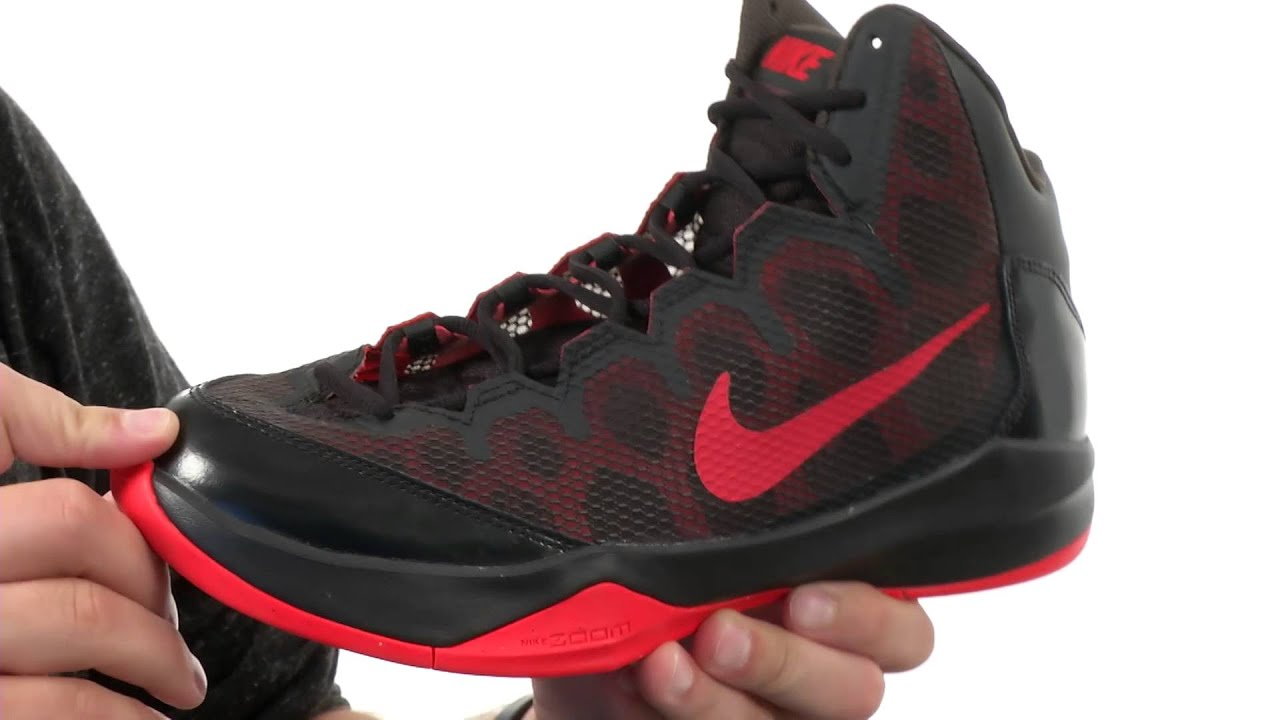 nike zoom without a doubt review