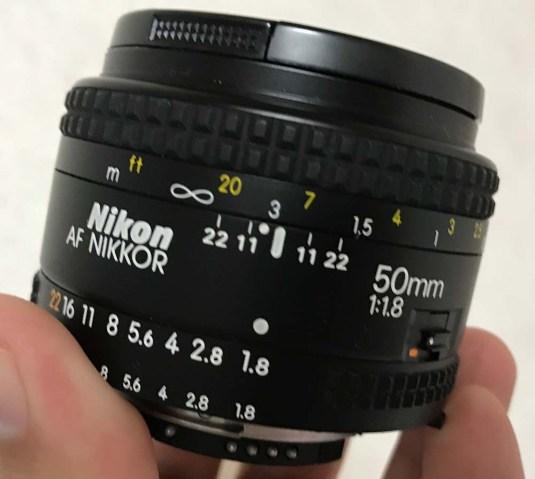 nikon af 50mm f 1.8 d review