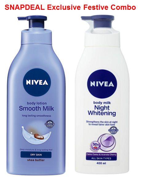 nivea body milk lotion review