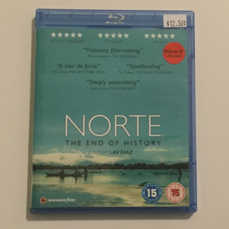 norte the end of history review