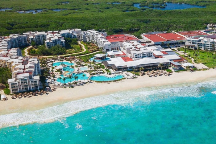 now jade riviera cancun all suites resort reviews