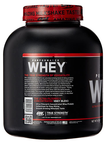 optimum nutrition whey isolate review