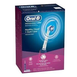 oral b professional precision 5000 review