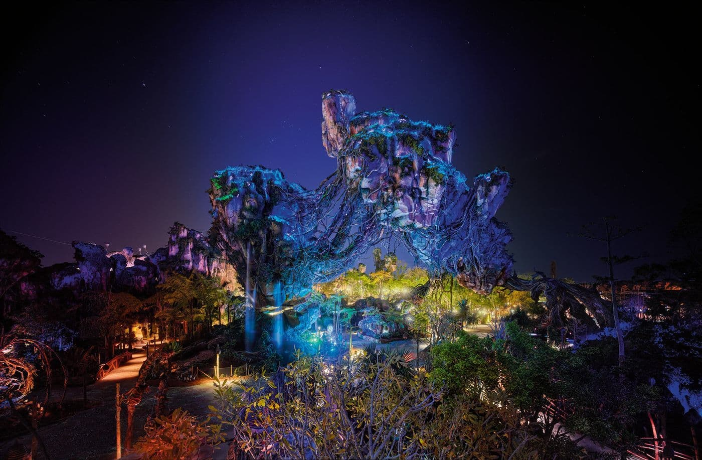 pandora the world of avatar review