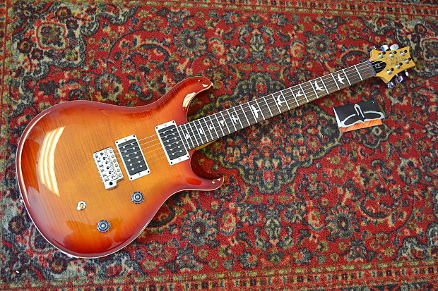 paul reed smith ce 24 review