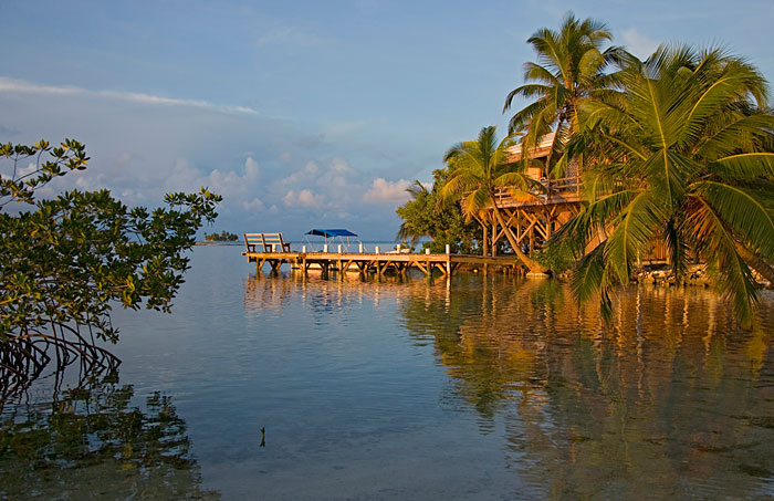 pelican beach resort belize reviews