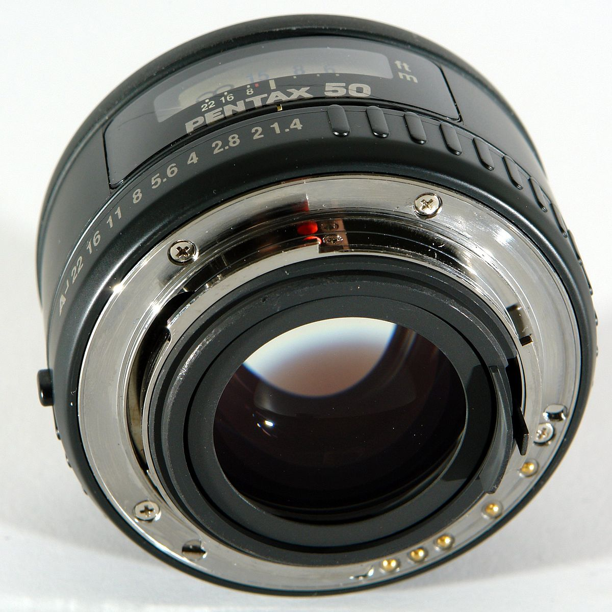 pentax fa 50mm f1 4 review