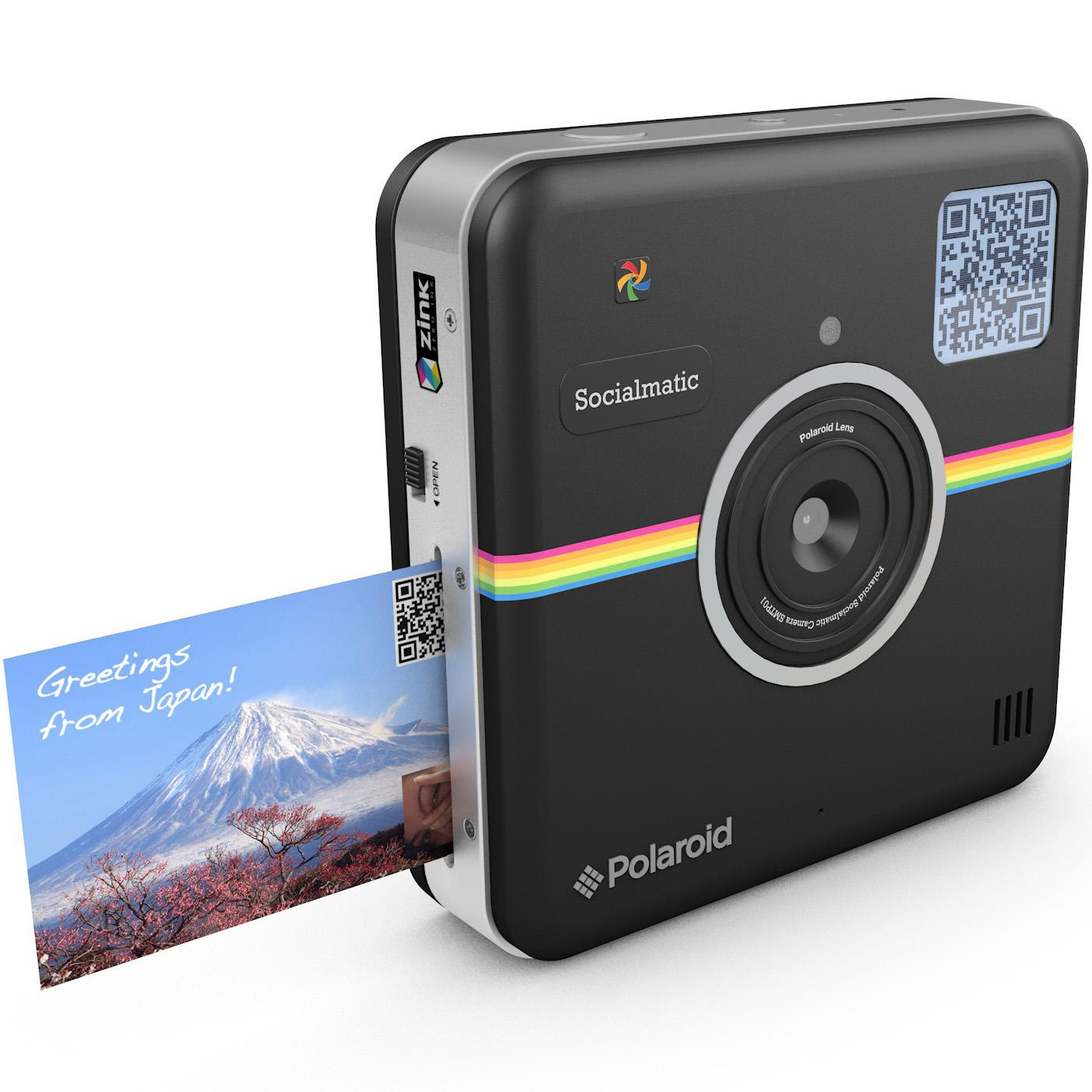 polaroid instant print camera review