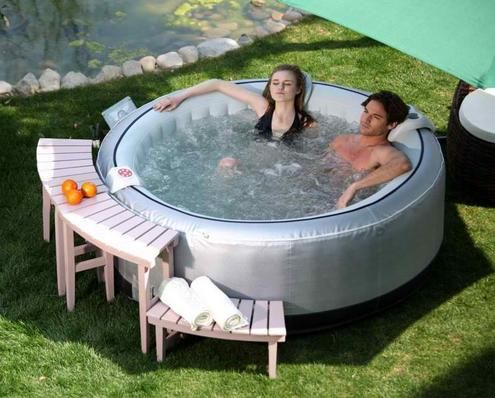 portable spa hot tub reviews