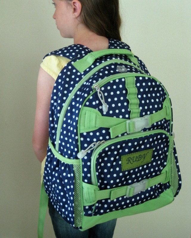 pottery barn mackenzie backpack review
