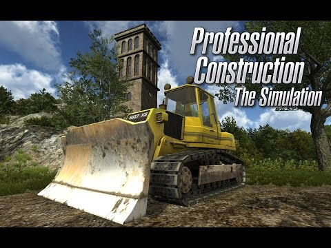 professional construction the simulation review