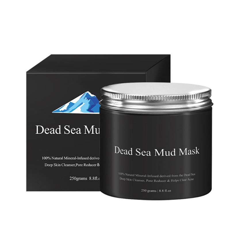 pure body naturals dead sea mud mask review