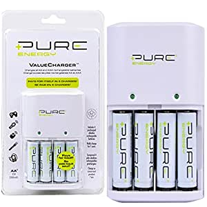 pure energy rechargeable alkaline batteries review