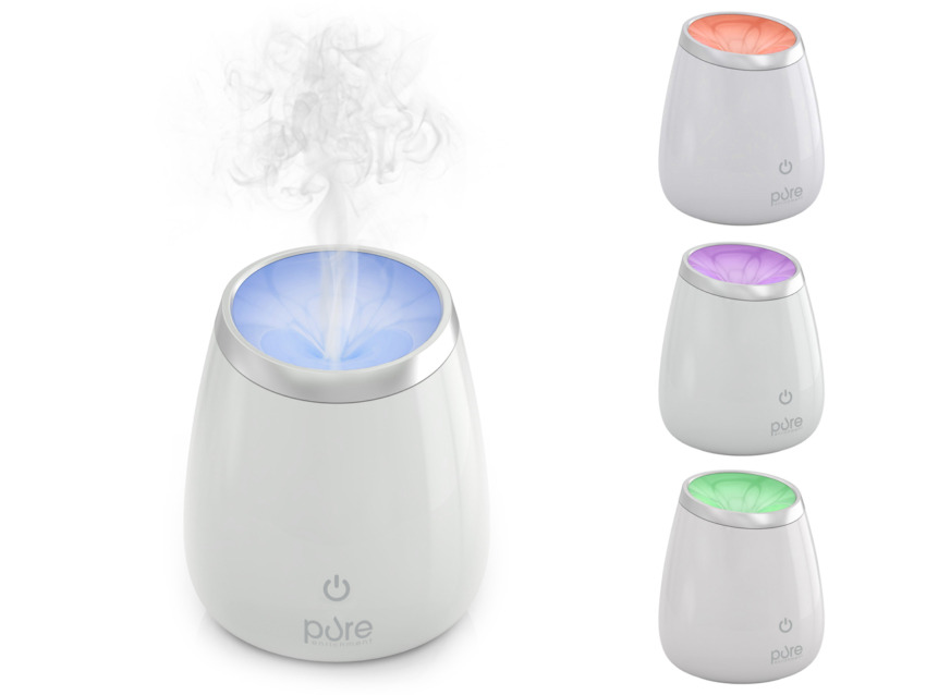 purespa natural aromatherapy oil diffuser review