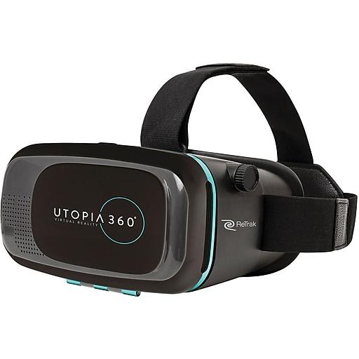 retrak virtual reality headset review