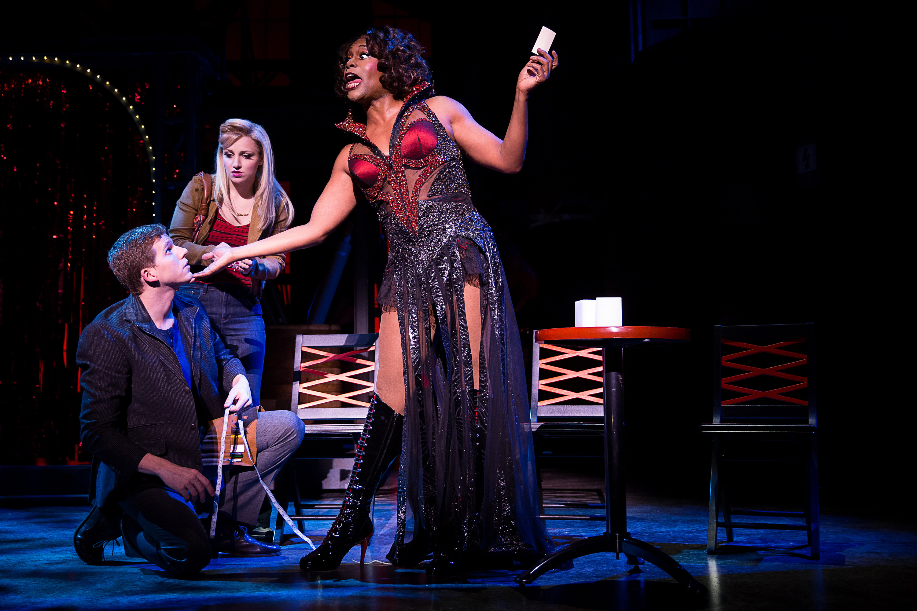review of kinky boots on broadway