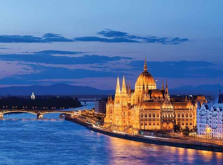 romantic danube river cruise reviews