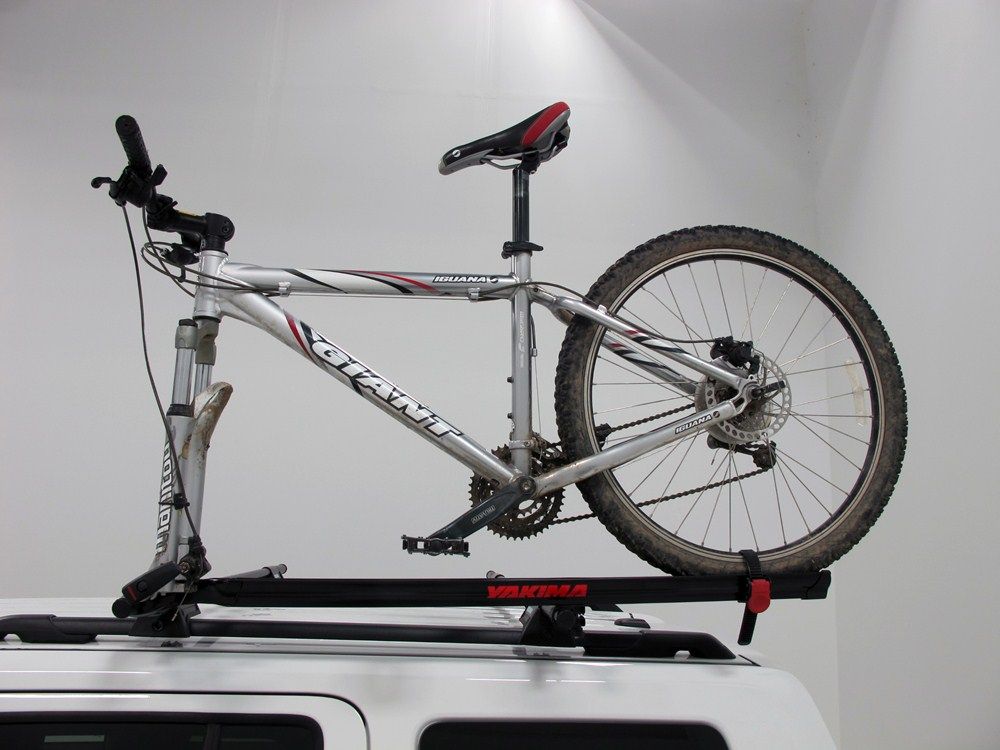 roof rack bike carrier review