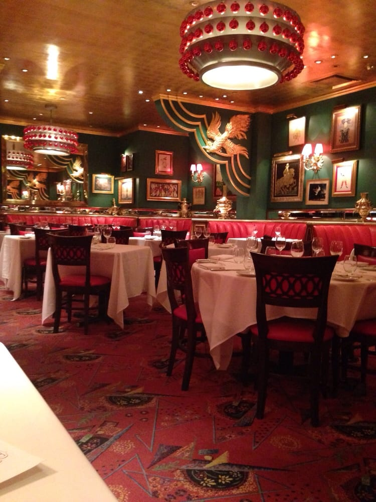 russian tea room new york reviews
