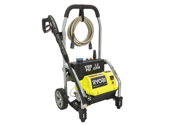 ryobi pressure washer 1700 review