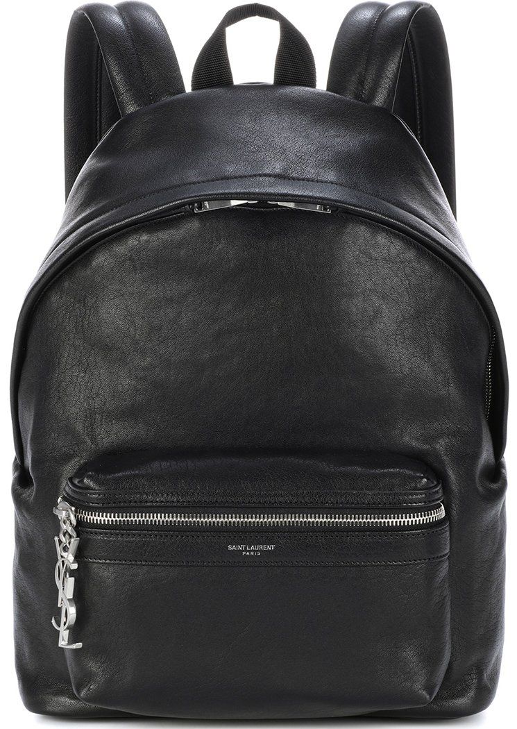 saint laurent city backpack review