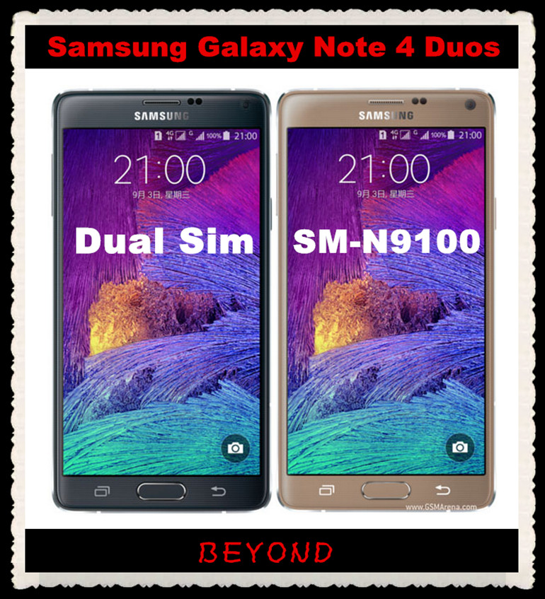 samsung galaxy note 4 dual sim review