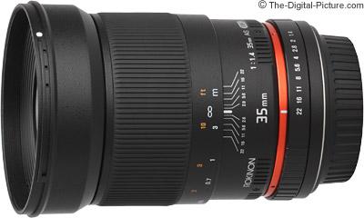 samyang 35mm 1.4 review