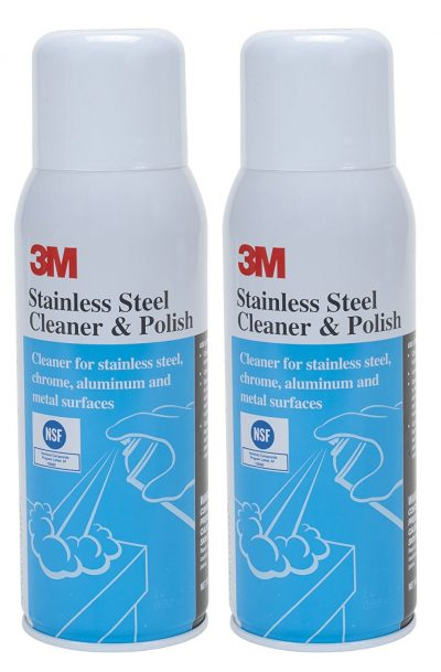 scotchgard stainless steel cleaner review