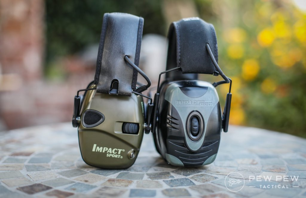 shooting range ear protection reviews