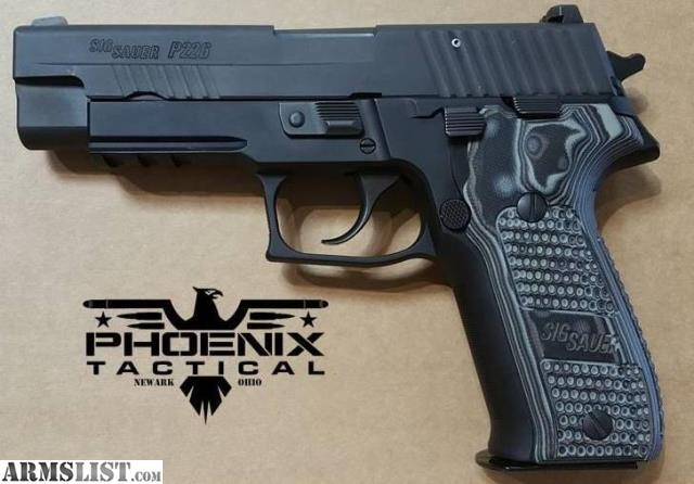 sig sauer p226 extreme review