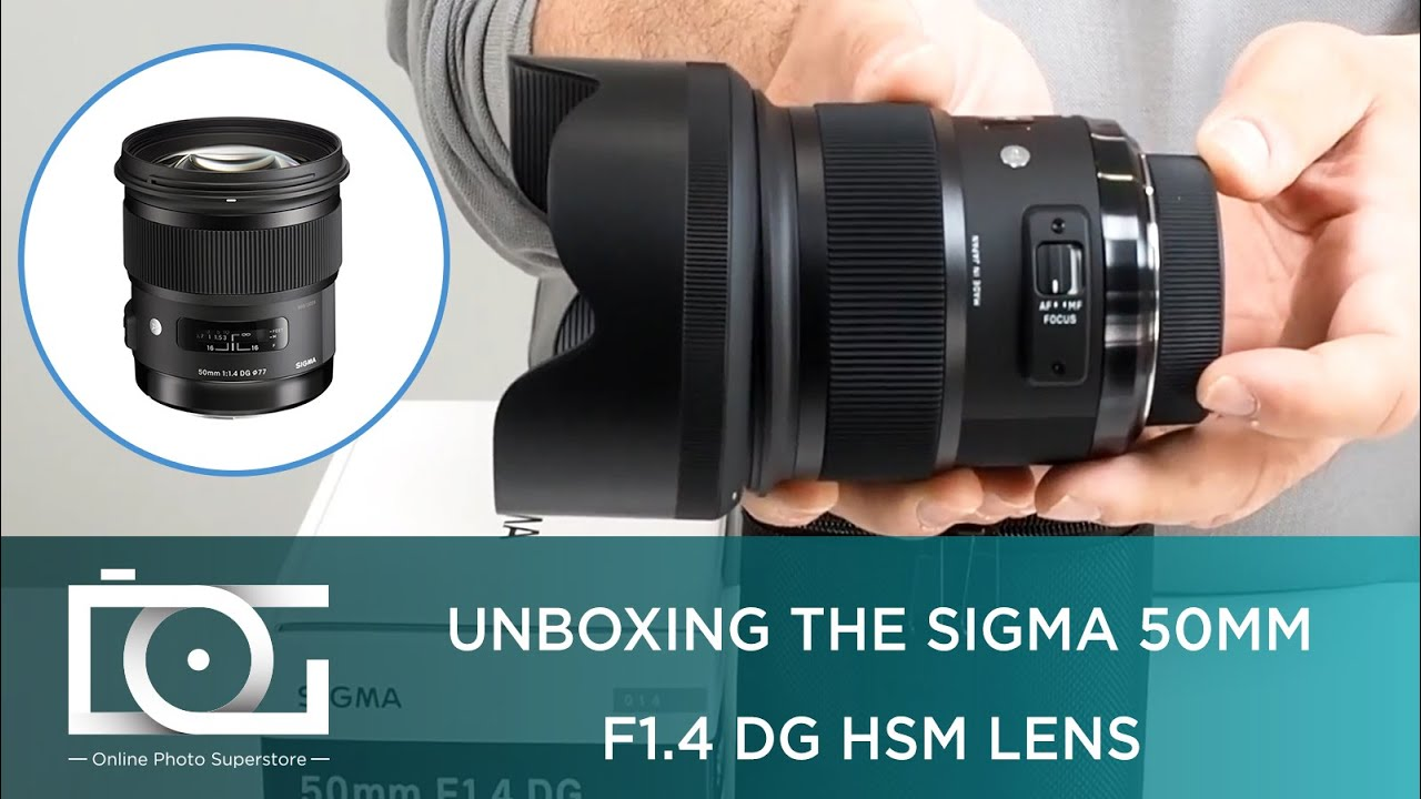 sigma 50mm 1.4 art nikon review