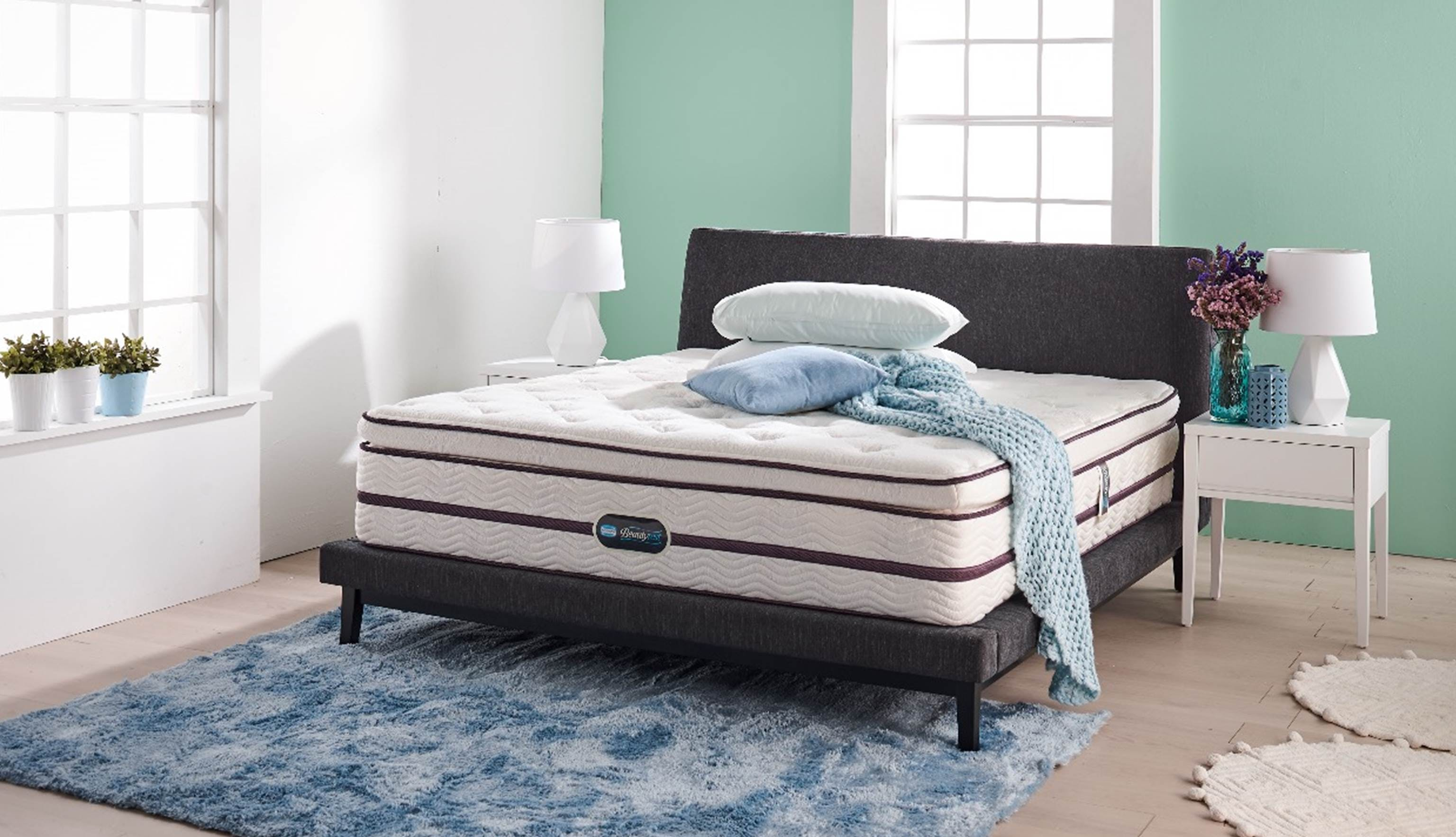 simmons beautyrest imperial collection brixton set reviews
