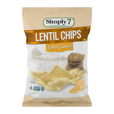simply 7 lentil chips review