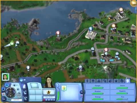 sims 3 hidden springs review