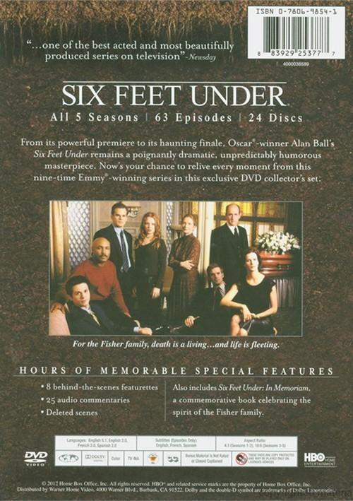 six feet under dvd review