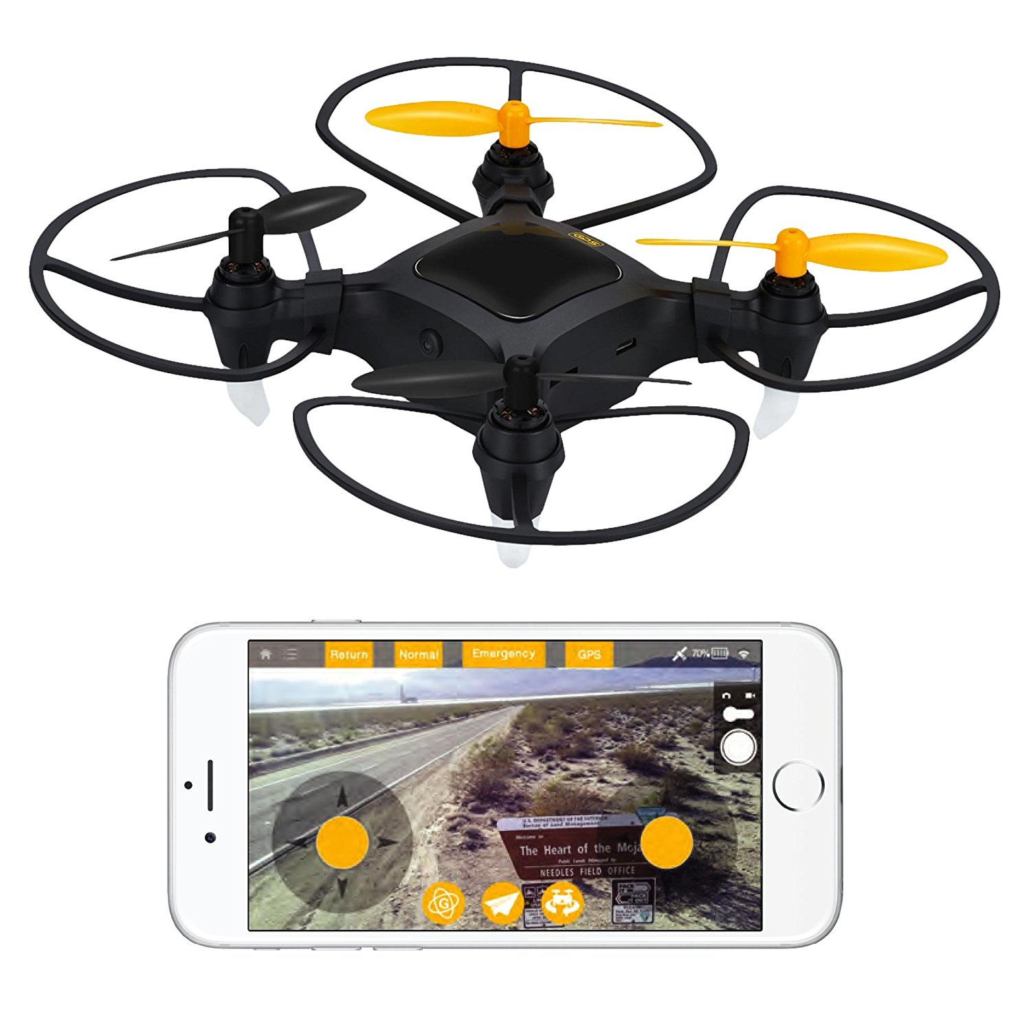 small drone with camera reviews