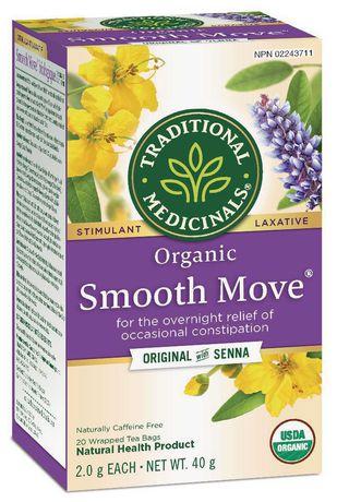 smooth move herbal tea reviews