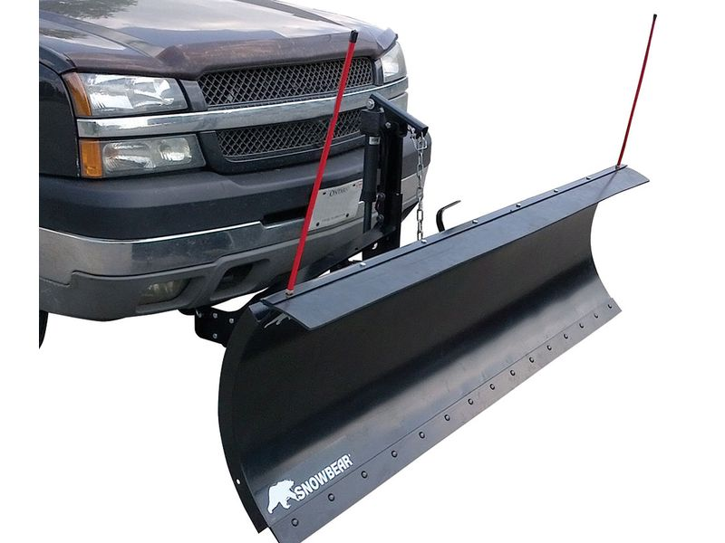 snowbear personal snow plow reviews
