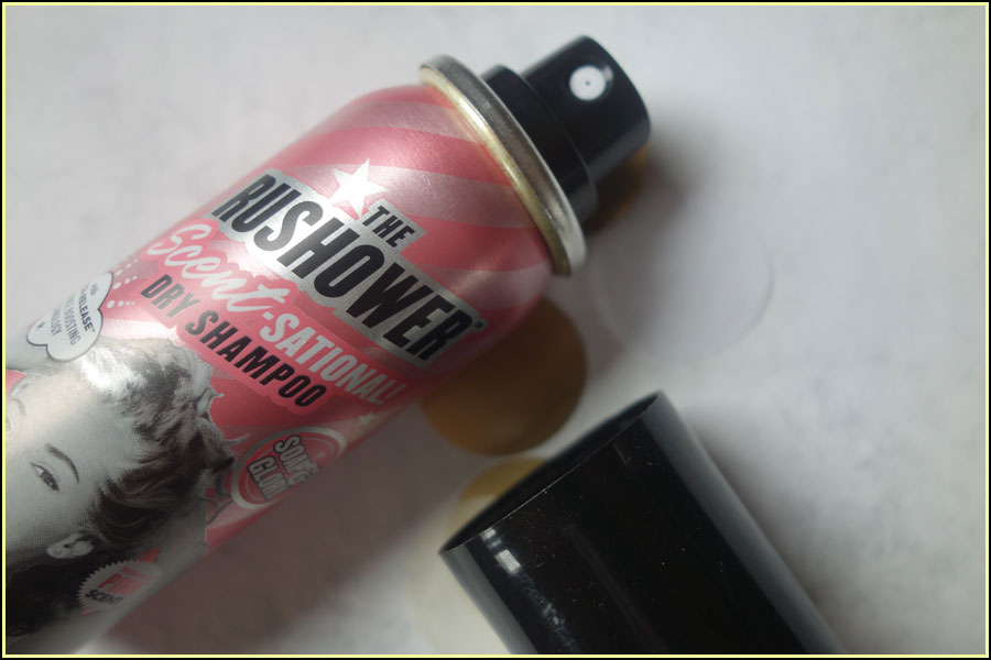 soap and glory shampoo review