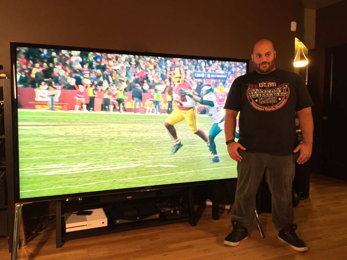 sony 85 inch tv review