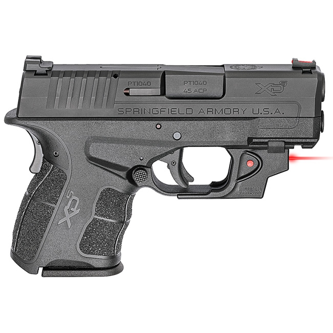 springfield armory xds 45 review