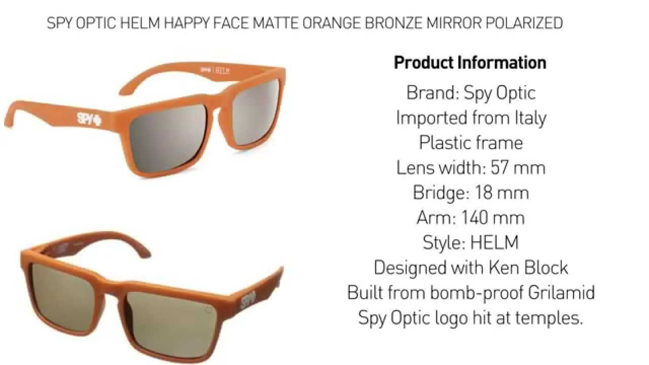 spy helm happy lens review