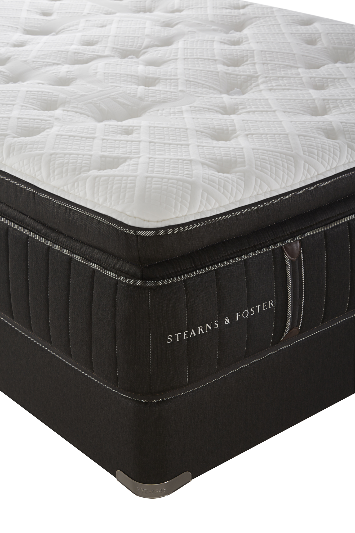 stearns and foster luxury firm euro pillowtop reviews