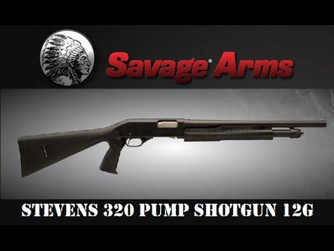 stevens 320 12 gauge review